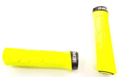 Ergon GE1 Slim Grips Laser Lemon