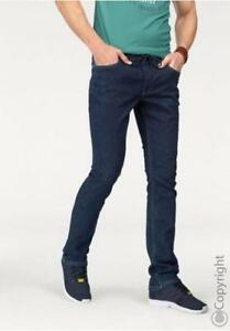 Denim Hose Stretch Jogg Neu Herren John Devin W30 Jogger w36 Dark L32 Blue Jeans 6xnFaA7