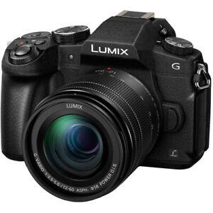 Panasonic Lumix G7 + Lumix G X Vario 12-60mm f/3.5-5.6 HF Power OIS Stabilizzato