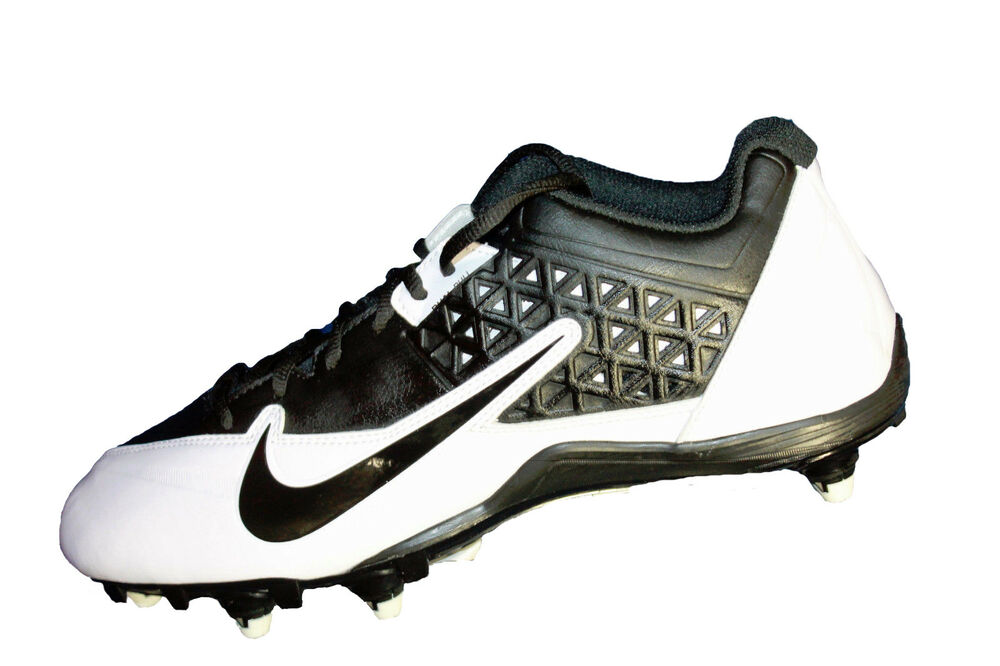 Mens Nike Alpha Strike D Football Cleats 579371-010 BL