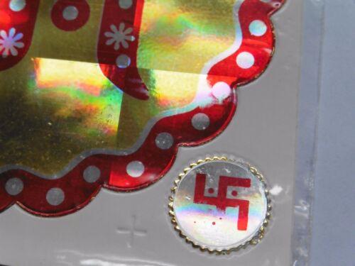 """/""""BAH HUMBUG/"""" FUNNY REINDEER OVERALLS FOREVER APPLIQUE GARDEN FLAG 12.5/"""" X 18"""""""