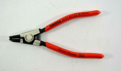 Knipex Pince Anneau élastique 46 21 a11Plié10-25 mm