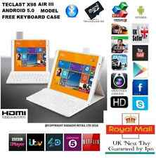 "9.7"" TECLAST X98 ANDROID 5.0 32GB AIR TABLET PC Intel Z3735F QUAD CORE WIFI Regno Unito"