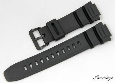 NEUF origine Casio Bracelet Montre Bande De Remplacement MKxGh