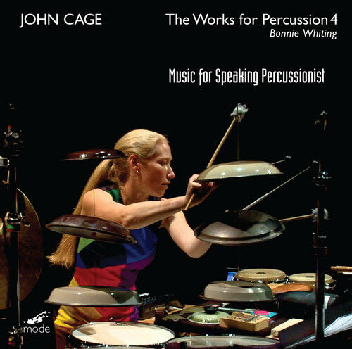 John Cage: The Works for Percussion, Vol. 4 [New CD]