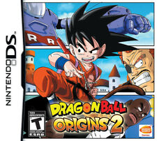 Dragon Ball: Origins 2 (Nintendo DS, 2010)