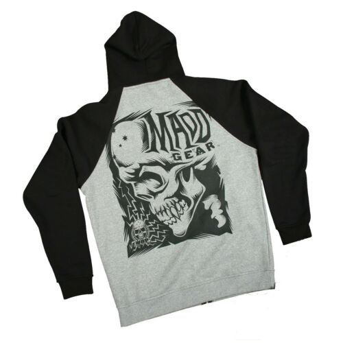 Hooded Sweater from Madd Gear Scooters MGP Profile Kids Zip Hoody