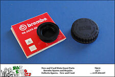 BREMBO PS11 / PS12   MASTER CYLINDER CAP AND DIAPHRAGM