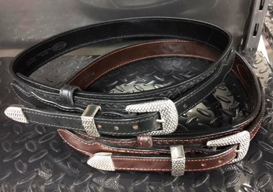 Gingerich Leather Men's Western Ranger Belt   MANY SIZES  MADE IN THE U.S.A.   sell like hot cakes