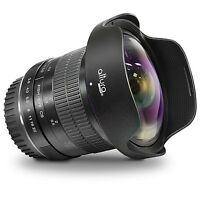 Altura Photo 8mm F/3.0 Fisheye Lens For Canon - Ultra Wide Angle Aspherical Lens on Sale