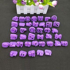 40pcs-Alphabet-Number-Letter-Fondant-Cake-Decorating-Set-Icing-Cutter-Mold-Mould