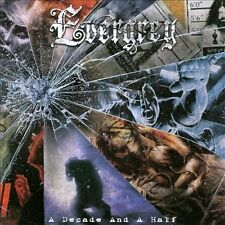 A  Decade and a Half by Evergrey (CD, Nov-2011, 2 Discs, SPV)