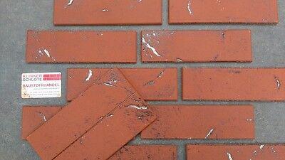 Mauern Riemchen Klinkerriemchen 20,00€/qm Im Nf R136 I.wahl Dauerhafte Modellierung