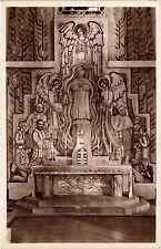 CPA PARIS 20e Eglise St-Jean-Bosco L'Autel de Saint-Jean-Bosco Mosaique (254836)