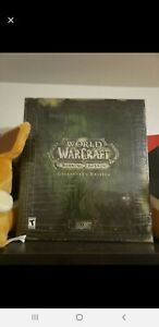 World of Warcraft: The Burning Crusade (Collector's Edition) Sealed.