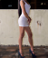 Sleeveless-Long-Line-Top-Dress-Midi-Vest-Bodycon-Women-039-s-Ladies-Micro-Mini-Dress thumbnail 4