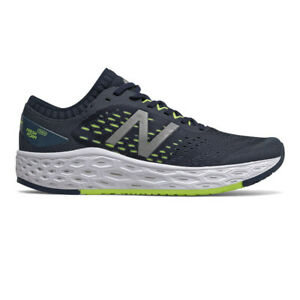 New Balance Mens Fresh Foam Vongo v4 Running Shoes Trainers Sneakers Navy Blue