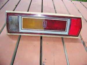 1978 Plymouth Volare RH Taillight OEM