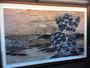 Art Bark Signed Lichtenstein