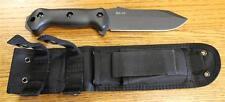 NEW Ka Bar Becker Knife Tool BK10 Crewman Fixed Blade & MOLLE Sheath KB0010