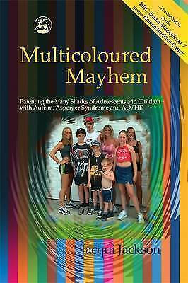1 of 1 - multicoloured mayhem Jacqui Jackson autism ASD Asperger Syndrome ADHD SEN