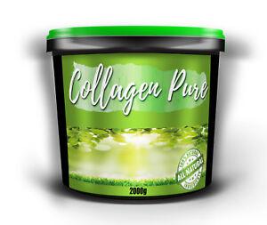 20-Kg-Kollagen-Hydrolysat-Pulver-2kg-Collagen-Pure-Gelenke-Haut-Naegel-AntiAging