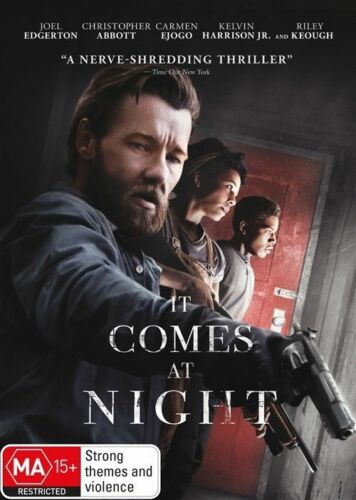 1 of 1 - It Comes At Night (DVD, 2017)