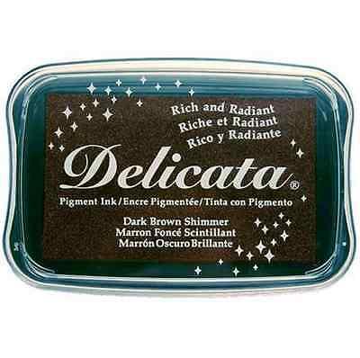 Delicata Stempelkissen White shimmer DE-000-380 240380