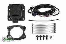 Oem mopar 4 way flat trailer wiring harness adapter 82205083 for 99