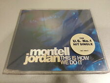 MONTELL JORDAN - This Is How We Do It  (Maxi-CD)