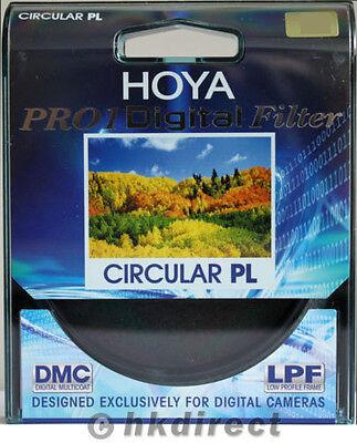 Hoya 40.5mm Pro1 D Digital CPL Circular PL Polarizing Polarizer C-PL Filter