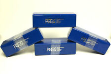 Lot of (4) Blue PCGS Coin Storage Boxes