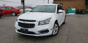 2015 Chevrolet Cruze 1LT Sedan **SAFETY INCLUDED**
