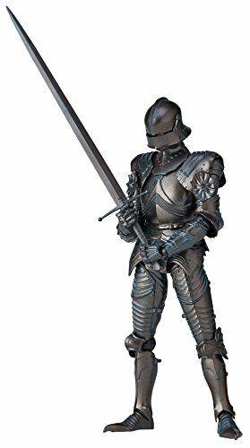 KAIYODO TAKEYASHIKI JIZAI OKIMONO 15th Century Gothic Type Field Armor Bronze
