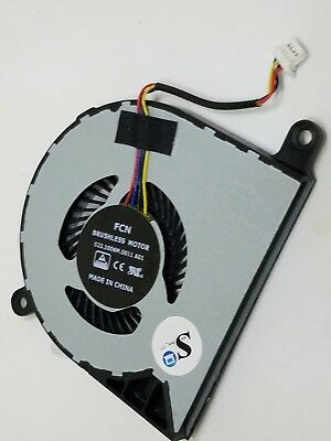 "Dell Inspiron 13 5378 13.3/"" Genuine CPU Cooling Fan w//Heatsink 31TPT 1VJDK"