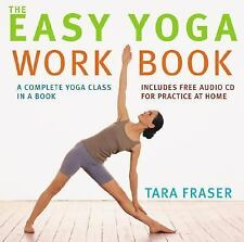 NEW - The Easy Yoga Workbook: A Complete Yoga Class in a Book, with Audio CD