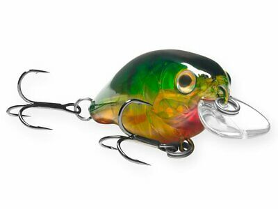 Strike Pro Mustang Minnow 4.5cm 4.2g Floating Lure Crankbait Trout NEW 2020