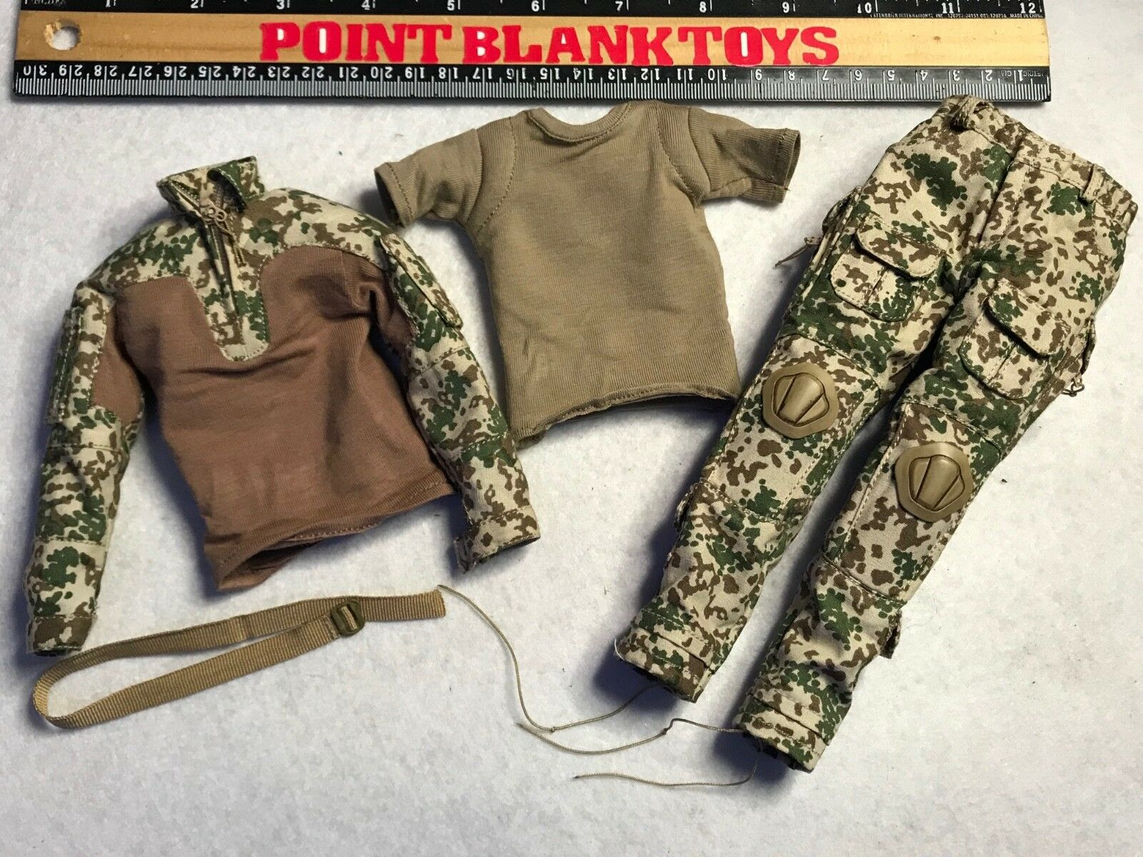 SOLDIER SOLDIER SOLDIER STORY Uniform KSM KOMMANDO SPEZIALKR MARINE 1 6 ACTION FIGURE TOYS dam 53a53f
