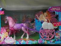Barbie - Mariposa & The Fairy Princess - Pegasus & The flying Chariot