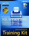 Microsoft SQLSserver  2005 Business Intelligenceimplementation and Maintenance: MCTS Self-Paced Training Kit (Exam 70-445) by Microsoft Press,U.S. (Mixed media product, 2007)