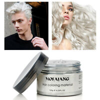 Fashion Hair Styling Wax Hair Model Pomade Mud Long-lasting Random Style Gel Us