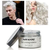 Fashion Hair Styling Wax Hair Model Pomade Mud Long-lasting Random Style Gel Us