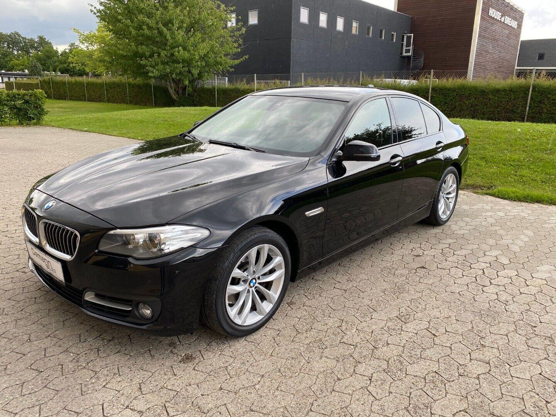 BMW 520d 2,0 xDrive aut. 4d - 325.000 kr.