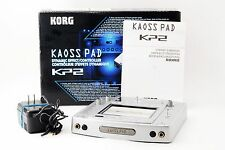 KORG Kaoss Pad kp-2 w/Box From Japan kp2
