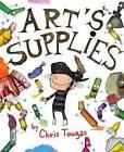 Art's Supplies by Chris Tougas (Paperback / softback, 2016)