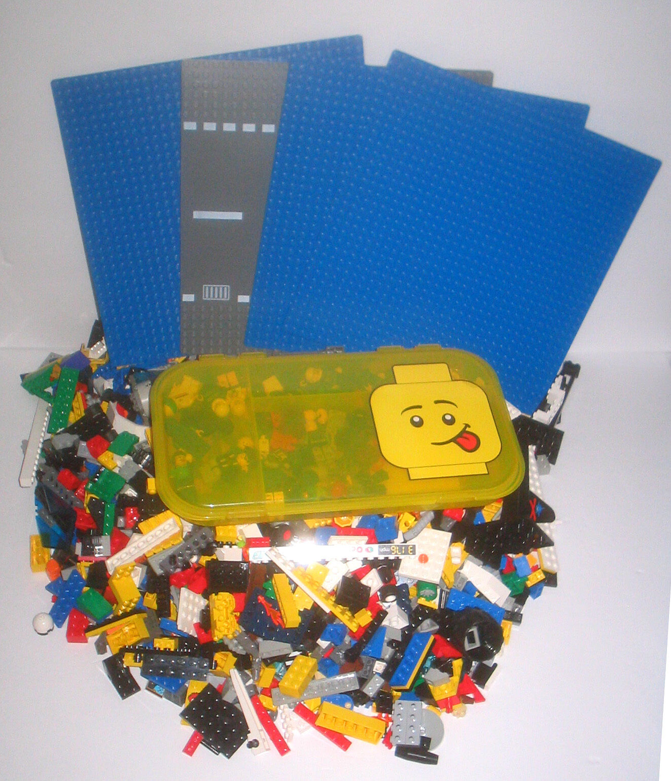 7 Pounds Mixed LEGO Building Pieces Ages 5+