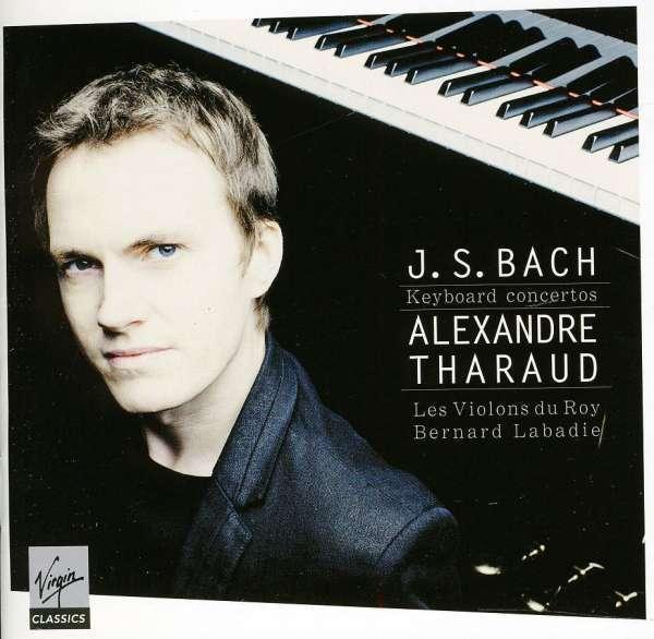 Alexandre Tharaud/Les Violines - J. S. Bach Piano Concertos Bwv1 Nuevo CD