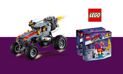 Awesomer New LEGO Movie 2 Sets