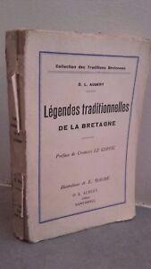 O.L.AUBERT Leggende Tradizionali Della UK Illustre Stufato st-Brieux 1931