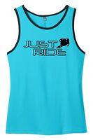 Motocross Tank Top Shirt Just Ride Mx Moto Supercross